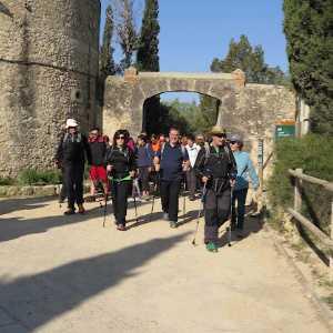 Visita el castell