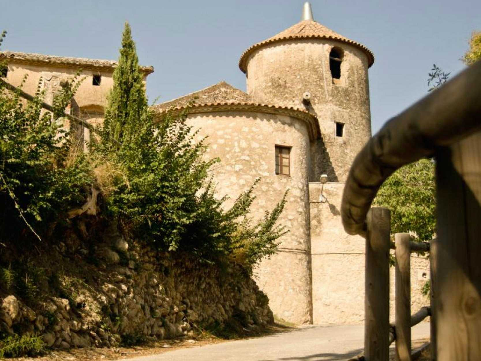Visita - Descobreix el Castell de Penyafort